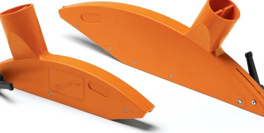 Protecção da lâmina Astra SE 300
