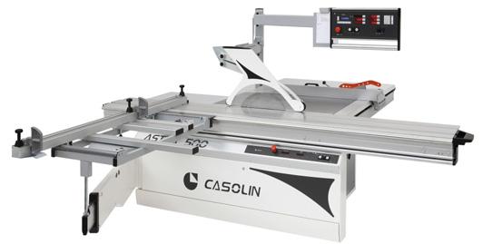 Astra 500 3 CNC com painel de controlo pendurado
